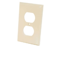 Cables To Go Ivory Electrical Wall Plate - More Info