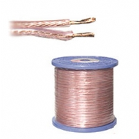 Cables To Go 25-Foot 16 AWG Bulk Speaker Cable - More Info