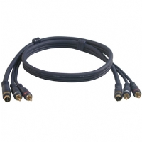 Cables To Go 6-Foot Audio Combo Cable - More Info