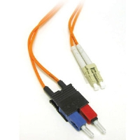 Cables To Go 33117 Multimode Fiber Patch Cable - More Info