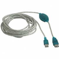 Cables To Go 16-Foot USB 2.0 A/A Active Extension - More Info