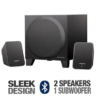 Creative Labs Inspire S2 Wireless Bluetooth Speaker System for sale Now