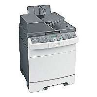 X544dn Color Laser MFP - More Info