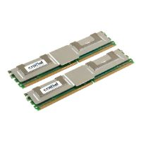 16GB kit (8GBx2) DDR2 PC2-5300 - More Info