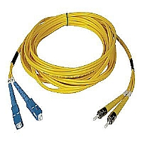 1m Fiber Patch Cable SC/ST - More Info