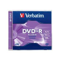 DVD+R4.7GB 16X 10 pk Blister - More Info