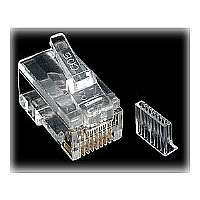 CAT 5 RJ45 2 PIECE SOLID WIRE - More Info