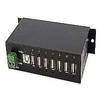 7PORT USB MOUNTABLE HUB FOR - More Info