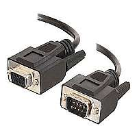 3FT DB9 M/F ALL LINES EXT CABL - More Info
