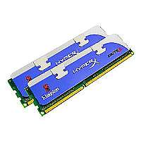 4GB Kit/2 D3-1600 UCL9 HyperX - More Info