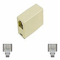 CABLES TO GO RJ45 8-PIN MOD INLINE COUPLER CROSSED - More Info