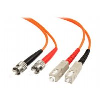 THIS 62.5/125 DUPLEX MULTIMODE FIBER OPTIC PATCH C - More Info