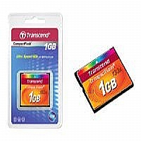 1GB CF CARD (133X) - More Info