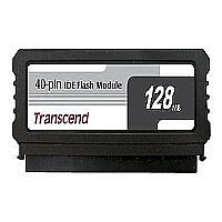 TRANSCEND 128MB 40PIN IDE FLASH MODULE, SMI CONTRO - More Info