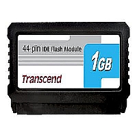 TS1GDOM44V-S TRANSCEND 1GB FLASH MODULE (DISKONMOD - More Info