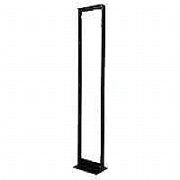 NETSHELTER 2 POST RACK BLACK - More Info