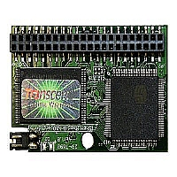 TRANSCEND 512MB IDE FLASH MODULE, 44PIN, SMI CONTR - More Info