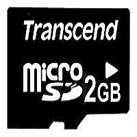 FLASH MEMORY CARD - 2 GB - MICROSD (NO BOX AND ADA - More Info