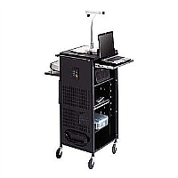 MULTIMEDIA CART PAL DELUXE, TWIN WHEEL - More Info