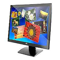 3M Multi-touch Display M1866PW - LED monitor - 18.5 - Multi-Touch - 1366 x 768 - IPS - 217 cd/m2 - 1000:1 - 9 ms - HDMI, VGA, DisplayPort - speakers
