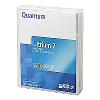 QUANTUM DATA CARTRIDGE, LTO ULTRIUM 2, MW - More Info