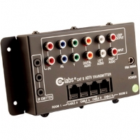 CTG HDTV Audio/Video Over CAT5 - Distribution Hub - More Info
