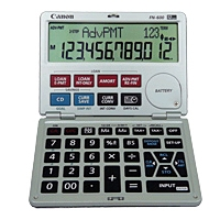 Canon FN-600 Financial Calculator - More Info