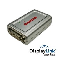 Diamond BVU195 Display Adapter - HD to USB, 2048x1 - More Info