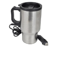 Roadmaster DHM140 12 Volt Heated Travel Mug - More Info