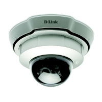 D-Link DCS-6110 Fixed Dome PoE Network Camera - More Info