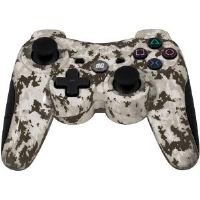Dreamgear DGPS3-1370 PS3 Shadow 6 Desert Camouflag - More Info