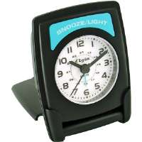 ELGIN TRAVEL ALARM CLOCK - More Info