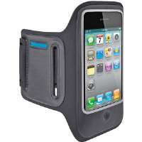 DUAL FIT ARMBAND NEOPRENE BLACK - More Info