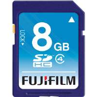 FUJI 8GBSDHC CLASS 4 MEMORY - More Info