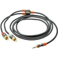 3.55MM TO RCA CABLE (6 FT) - More Info