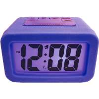 1.25 LCD ALARM CLOCK - More Info