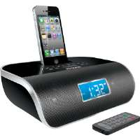 i.Sound  DreamTime Pro Alarm Clock FM Radio with iPod®/iPhone® Dock for sale Now