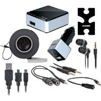 i.Sound  9-in-1 Audio Essentials Kit for Mobile Devices for sale Now