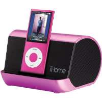 IHOME MP3 PLAYER SPEAKER SYSTEM - More Info