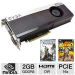 EVGA GeForce GTX 680 FTW 2GB GDDR5 Video Card