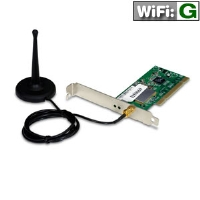 Hiro H50069 802.11g PCI Wireless Network Adapter