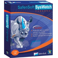 SAFENSOFT SYSWATCH PERSONAL (1-3 PC, 1 YEAR) - More Info