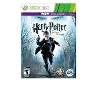 EA Harry Potter & the Deathly Hallows Part 1 Game - More Info