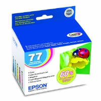 Epson T077920 Claria Hi-Capacity Ink Cartidges - More Info