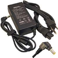 DENAQ 19V 3.68A 5.5mm-2.5mm AC Adapter for GATEWAY Solo Laptops for sale Now