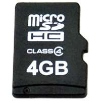 EP Memory 4GB Micro Secure Digital Card Class 4 (microSD) for sale Now