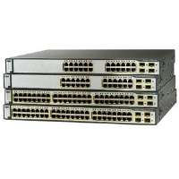 Cisco Catalyst 3750-E 48-Port Multi-Layer Ethernet Switch with PoE