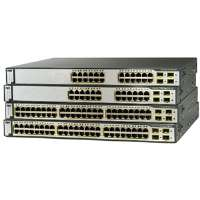 Cisco Catalyst 3750V2-48PS Stackable Ethernet Switch