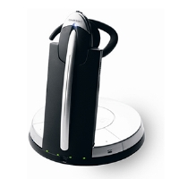 Jabra GN 9350e Wireless Headset And Base
