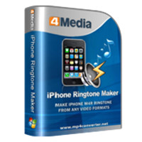 4MEDIA IPHONE RINGTONE MAKER - More Info